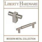 [ Liberty Kitchen Cabinet Hardware - Modern Metal ]