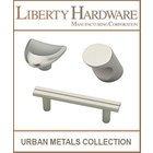 [ Liberty Kitchen Cabinet Hardware - Urban Metals Collection ]