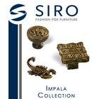 [ Siro Cabinet Hardware - Impala Collection ]