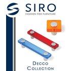 [ Siro Cabinet Hardware - Decco Collection ]