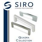 [ Siro Cabinet Hardware - Quadra Collection ]