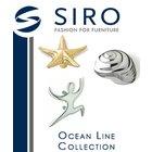 [ Siro Cabinet Hardware - Ocean Line Collection ]