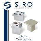 [ Siro Cabinet Hardware - Milan Collection ]