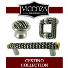 [ Vicenza Hardware - Cestino Collection ]