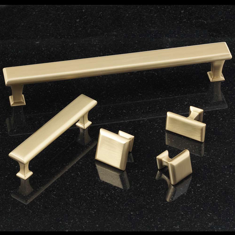 Knobs4Less.com Offers: Alno ALN-229254 handle Satin Brass Alno ...