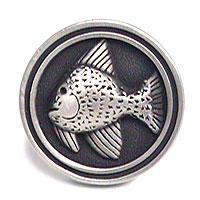 ... Liberty Kitchen Cabinet Hardware   Betsy Fields Design   Coastal  Collection Angel Fish Knob 1 3