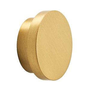 "Alno Cabinet Hardware - Redondo - 1 3/8"" Diameter Knob in Satin Brass"