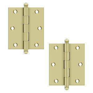 Knobs4Less.com Offers: Deltana DEL-222601 Cabinet Hinges Polished ...