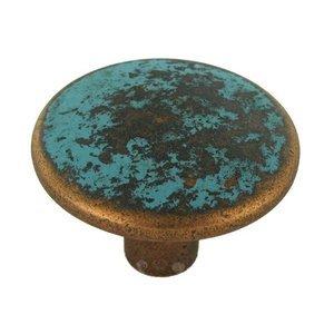 Hafele Cabinet Hardware 1 2 Diameter In Rustic Copper