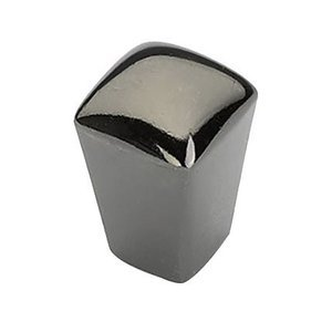 "Schaub Select - SkyeVale Collection -1/2"" Knob in Black Chrome"