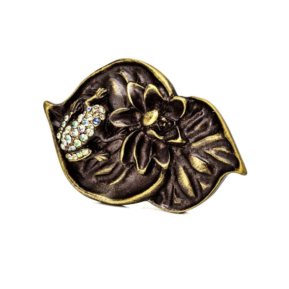 Knobs4Less.com Offers: Carpe Diem CAR-275367 knob Antique Brass ...