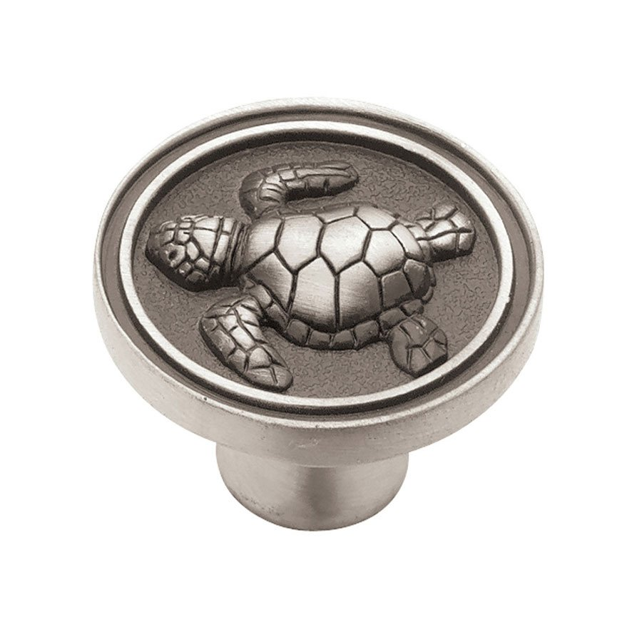 Liberty Hardware - Betsy Fields Design - Coastal - Turtle Knob 1 3/8