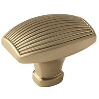 "Amerock - Sea Grass - 1 3/4"" Knob in Golden Champagne"
