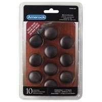 "Amerock - Oil Rubbed Bronze Super Values - 10 PACK of 1 1/4"" Diameter Knob in Oil Rubbed Bronze"