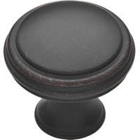 "Baldwin Hardware - Severin C - 1 1/4"" Diameter Severin C Knob in Venetian Bronze"