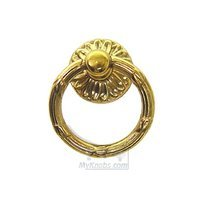 Bosetti Marella - Old Polished Brass - Ring Pull Small in Old Polished Brass