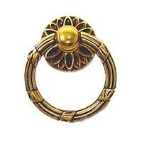 Bosetti Marella - French Antique Gold - Ring Pull Small in French Antique Gold