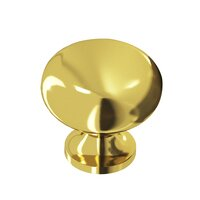 "Colonial Bronze - Knobs - 1 1/8"" Diameter Knob In Satin Bronze"