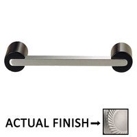 "Colonial Bronze - Pulls - 3 1/2"" Centers Pull in Matte Satin Chrome and Satin Black"