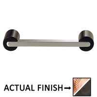 "Colonial Bronze - Pulls - 3 1/2"" Centers Pull in Satin Copper and Dark Statuary Bronze"