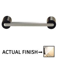 "Colonial Bronze - Pulls - 3"" Centers Pull in Polished Nickel and Polished Nickel"