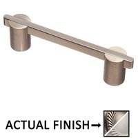 "Colonial Bronze - Pulls - 3"" Centers Pull in Pewter and Oil Rubbed Bronze"