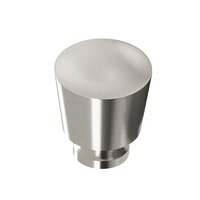 "Colonial Bronze - Antimicrobial Agion Knobs - 1 1/4"" Knob in Satin Brass"