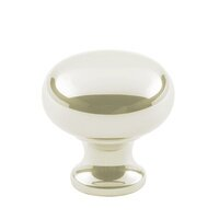 "Classic Brass - Classic - Sanibel 3/4"" (19mm) Knob in Polished Nickel"
