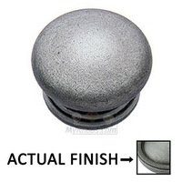 "Classic Brass - Classic - 2"" (51mm) Knob in Weathered Pewter"