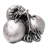 Emenee - Harvest - Persimmons Knob in Warm Pewter