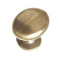 Hafele Hardware - Antique English - Knob in Antique English