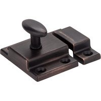 Jeffrey Alexander - Latches Cabinet Hardware - Cabinet Latch in Brushed Oil Rubbed Bronze