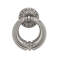 Liberty Hardware - French Romantics - Ring Pull 62mm in Brushed Satin Pewter