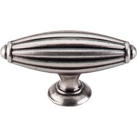 Top Knobs - Tuscany - Large Knob in Pewter Antique