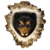 Compare View Details · Sierra Lifestyles   Resin Antler Design   Deer Burr  Knob Black Bear