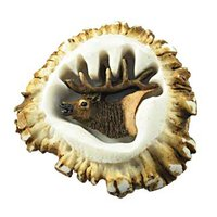 Sierra Lifestyles - Resin Antler Design - Deer Burr Knob Elk