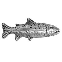 Sierra Lifestyles - Sportsman Design - Trout Pull in Pewter