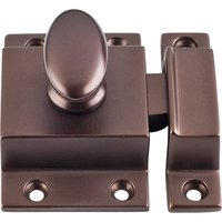 "Top Knobs - Additions - 2"" Cabinet Latch in Oil Rubbed Bronze"