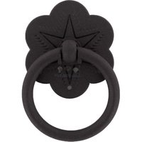 "Wild Western Hardware - Oil Rubbed Bronze - 1 3/4"" Diameter Ring Pull in Oil Rubbed Bronze"