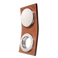 "Zen Designs - Garage - Handle Centers 5/8"" in Brown Leather"