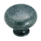 "Amerock Traditional Classics 1 1/4"" Solid Brass Wrought Iron Knob"