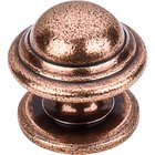 Top Knobs - Britannia Empress Knob Old English Copper 1 1/4""